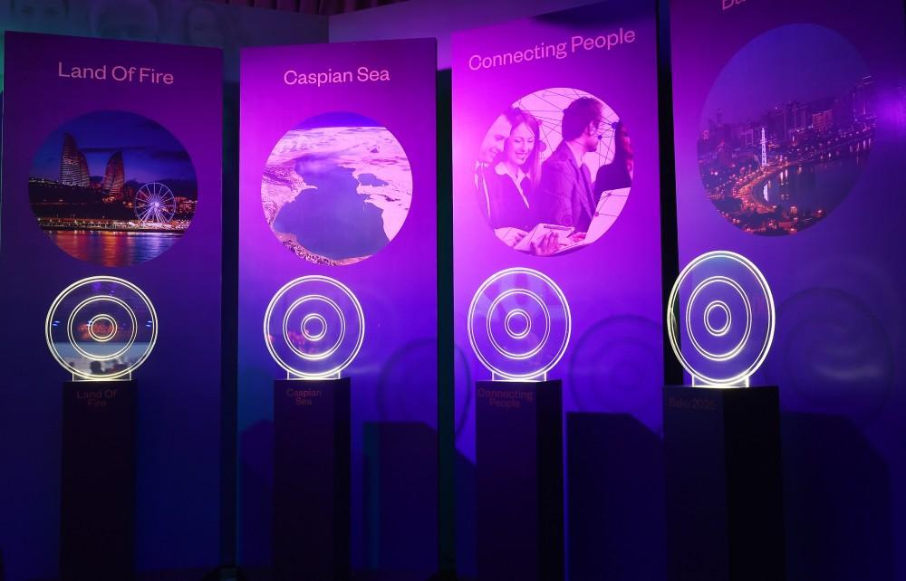 Presentation ceremony of Baku EXPO 2025 held in Davos (PHOTO) - Gallery Image