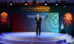 Presentation ceremony of Baku EXPO 2025 held in Davos (PHOTO) - Gallery Thumbnail