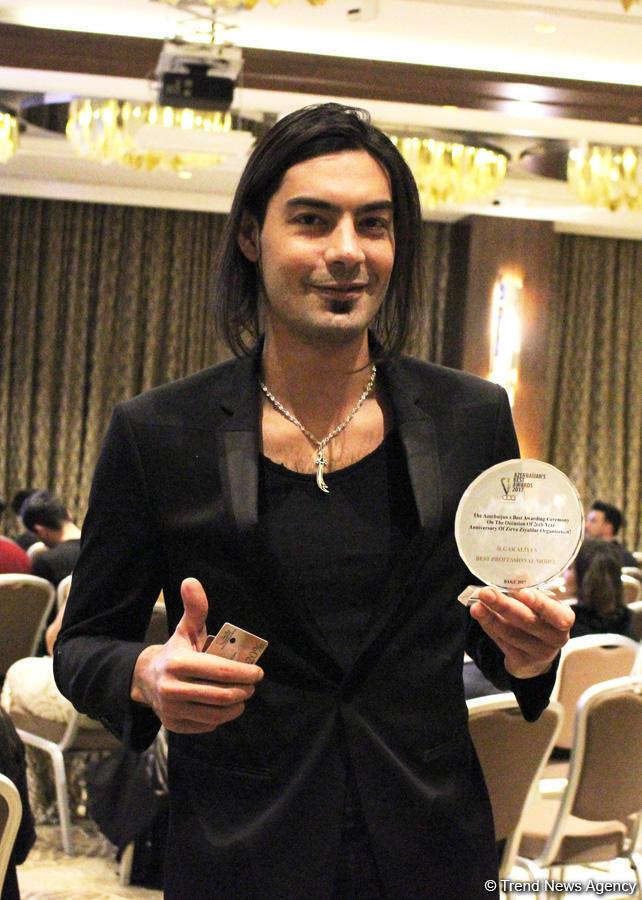 В Баку прошла грандиозная церемония награждения Azerbaijan Best Awards -2017 (ФОТО) - Gallery Image