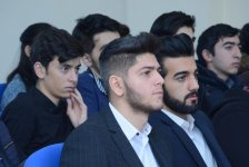 Student of UNEC to get education in Baku within one semester (PHOTO) - Gallery Thumbnail
