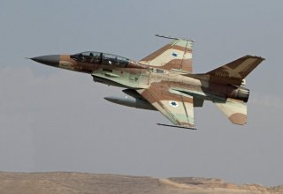 Israeli aircraft attack Gaza military sites in response to rockets firing