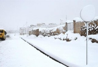 Schools in Iran still closed due to heavy snowfall, cold