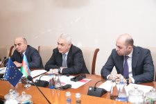 Baku-Tbilisi-Kars to serve transit potential growth of regional countries (PHOTO) - Gallery Thumbnail
