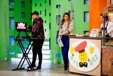Азербайджанские телеведущие отметили День без интернета (ФОТО) - Gallery Thumbnail