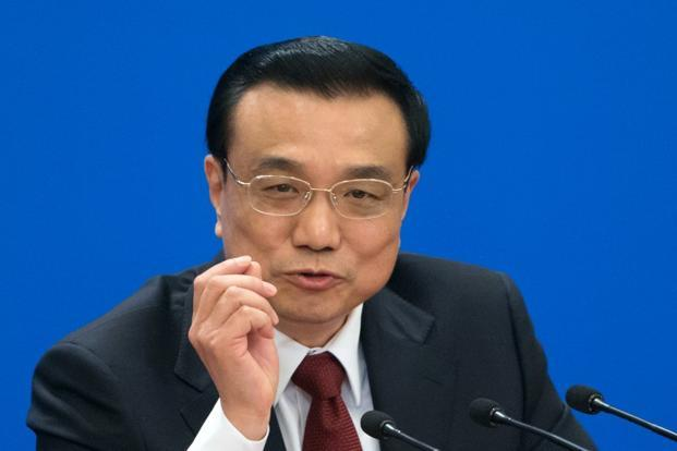 China's Premier Li says China and Germany uphold free trade