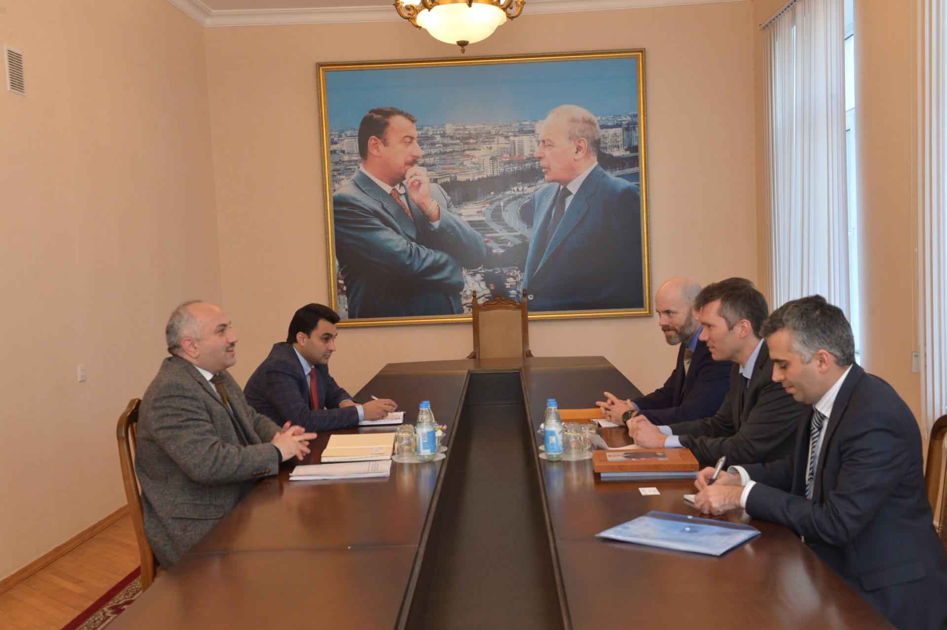 Azerbaijani president's policy of solving refugee problems – example for countries with similar issues