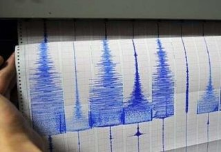 5.4-magnitude quake hits 74 km off Kawalu, Indonesia