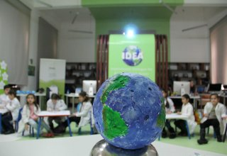 IDEA holds regular training under Ecological Laboratory for Children project (PHOTO)