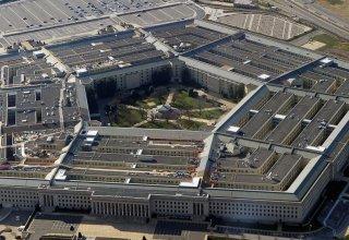 US welcomes observance of agreements on settlement in Karabakh - Pentagon