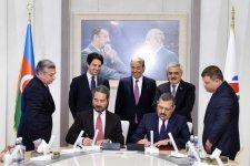 SOCAR заключила крупный контракт в рамках модернизации Бакинского НПЗ (ФОТО) - Gallery Thumbnail