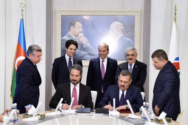 SOCAR заключила крупный контракт в рамках модернизации Бакинского НПЗ (ФОТО)
