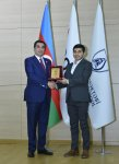 Youth Day celebrated at Baku Higher Oil School (PHOTO) - Gallery Thumbnail