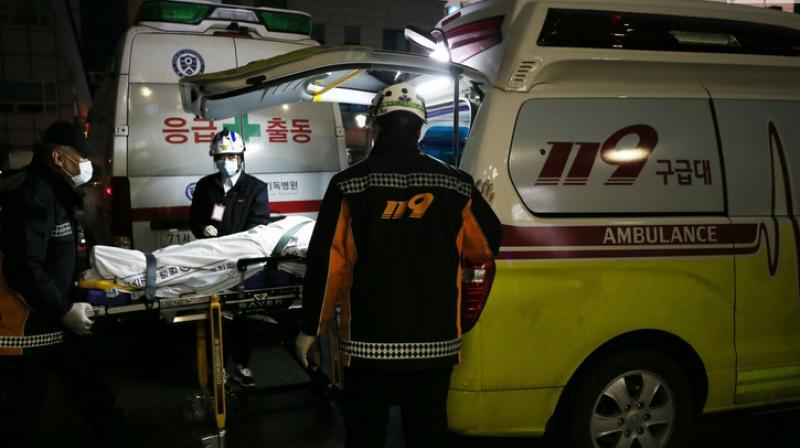 Hydrogen tank explosion kills 2 in South Korea