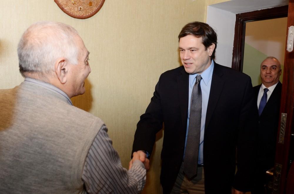 Роберт Секута: США заинтересованы в мирном урегулировании нагорно-карабахского конфликта    (ФОТО) - Gallery Image