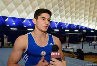 Azerbaijani gymnast eyes to have decent results in other competitions