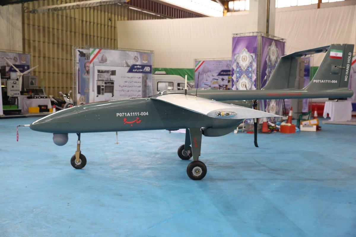Iran starts mass-production of unmanned combat aerial vehicle (PHOTO)