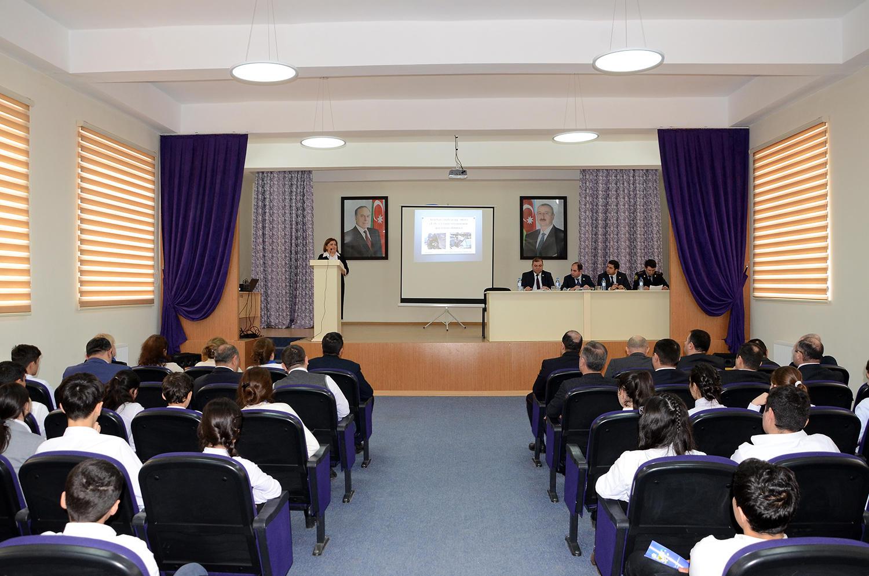 """""""Uşaq əməyinin istismarının qarşısının alınması"""" mövzusunda seminar keçirilib (FOTO)"""