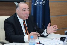 """Professor of Istanbul University: """"The academic ethics of UNEC should be studied"""" (PHOTO) - Gallery Thumbnail"""