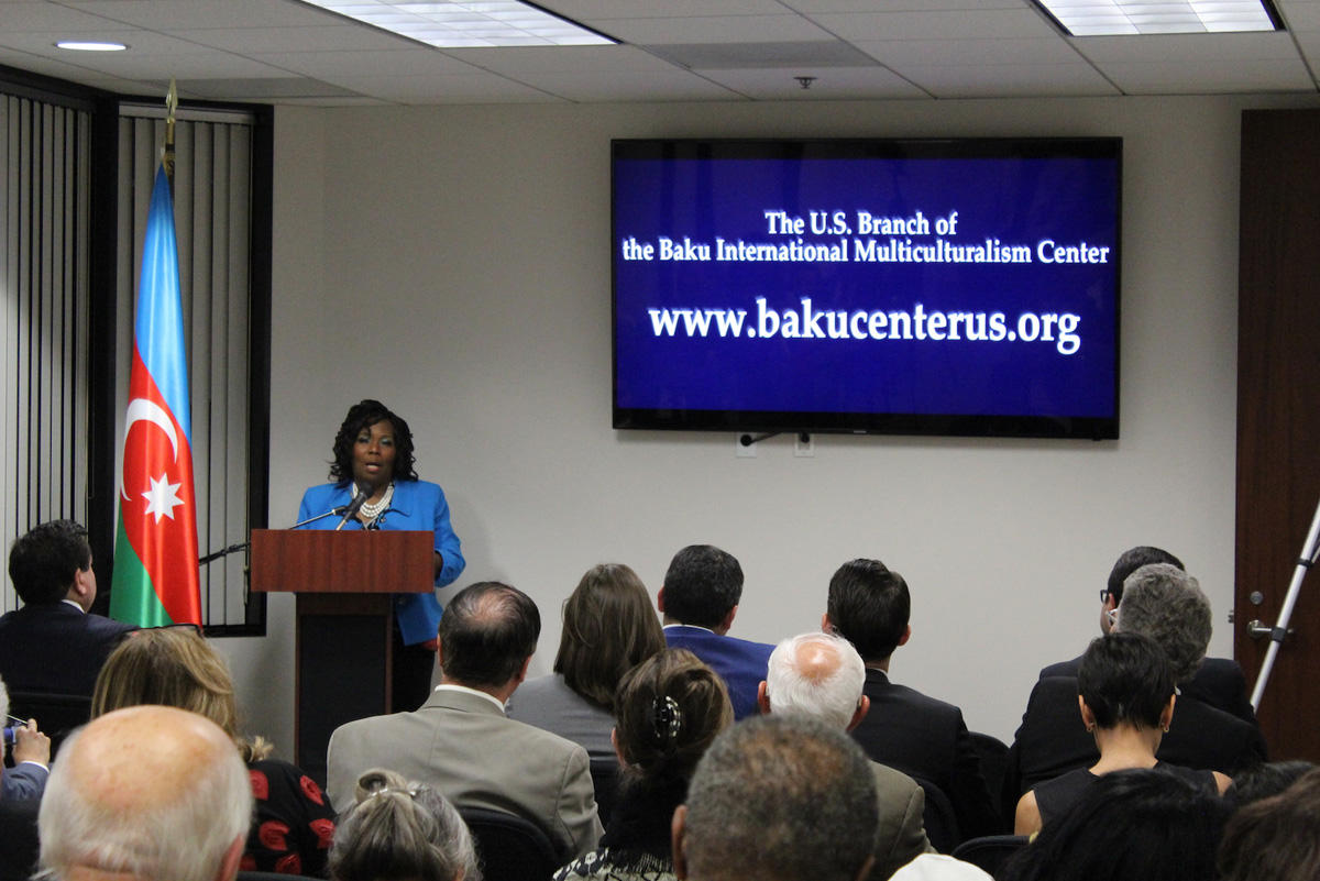 U.S. Branch of Baku Int'l Multiculturalism Centre opened in Los Angeles (PHOTO) - Gallery Image