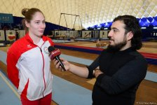 Azerbaijani gymnast: Every tenth of point important at upcoming FIG event in Baku (PHOTO) - Gallery Thumbnail