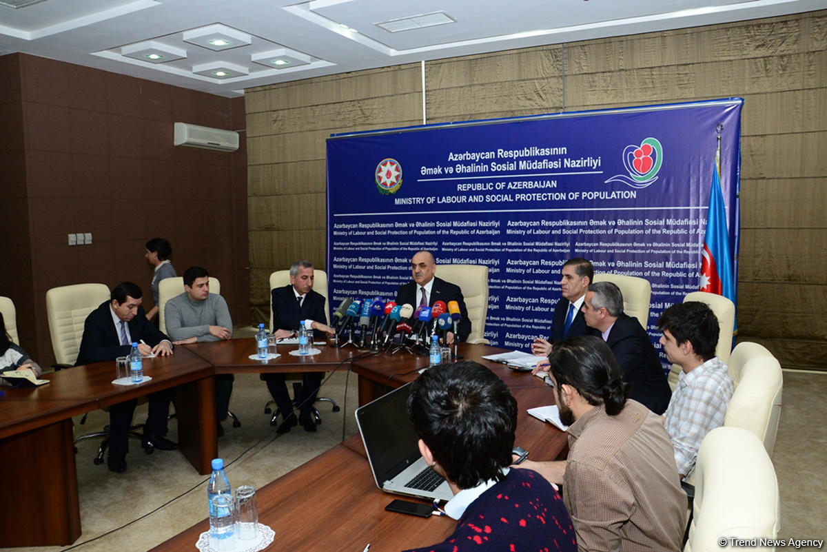 Minimum pension in Azerbaijan to increase - minister (PHOTO) - Gallery Image
