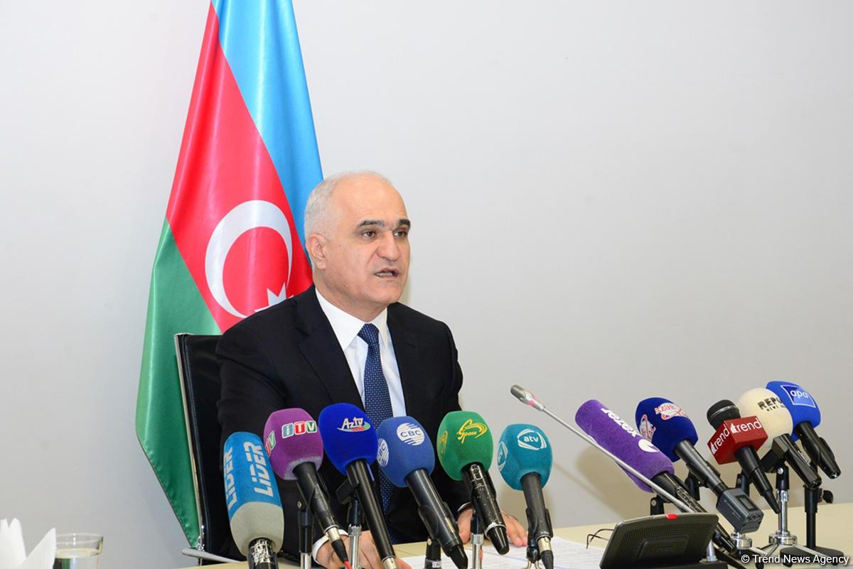 Cargo transportation through Azerbaijan jumps up (PHOTO)
