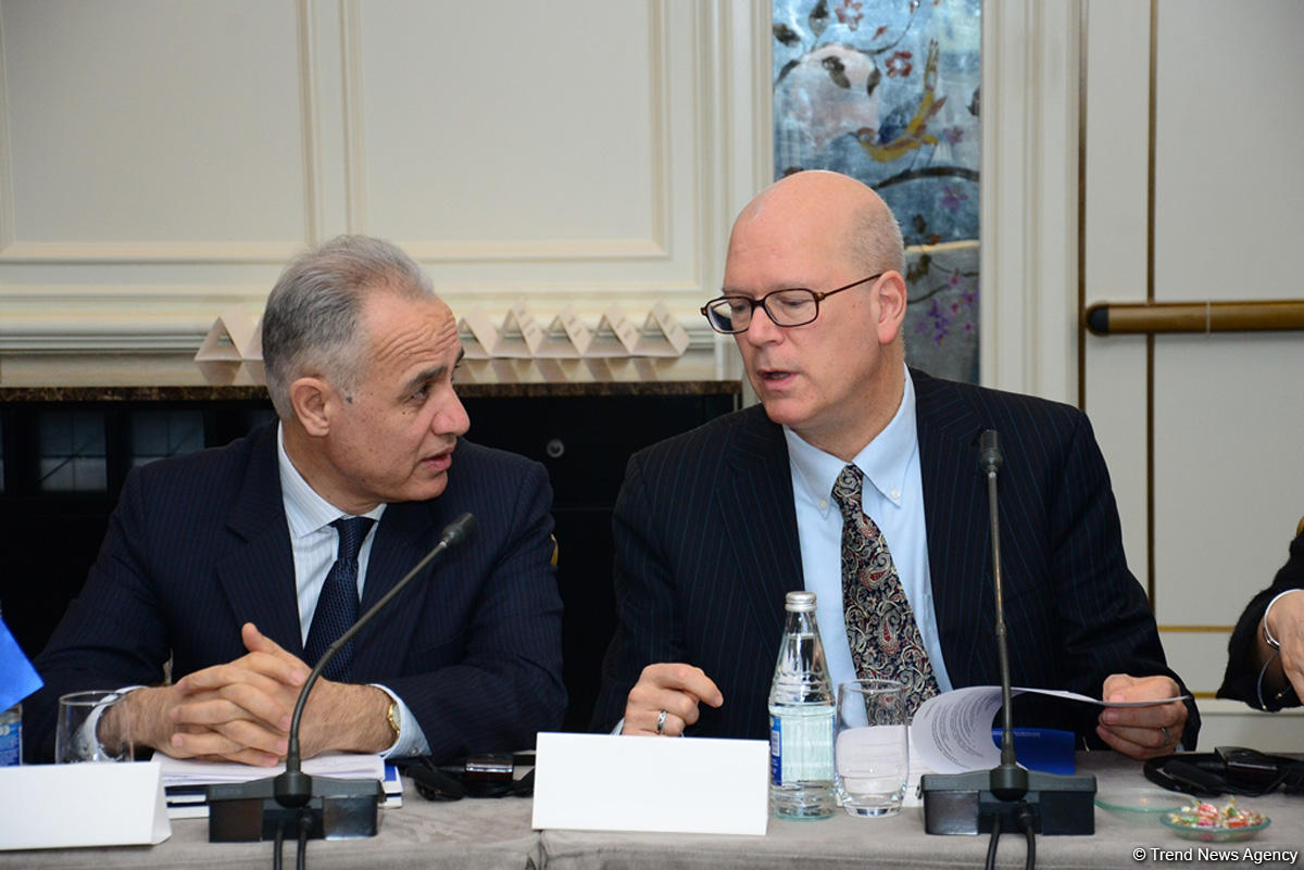 """Baku Principles"" to be developed as part of UN Sustainable Development Goals (PHOTO) - Gallery Image"