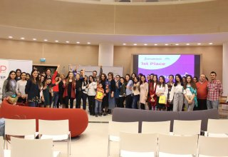 Azer Turk Bank supports female-founded startups (PHOTO)