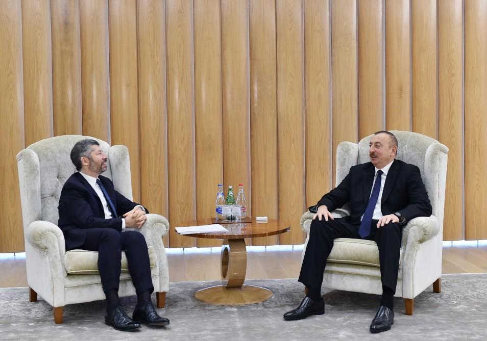 President Aliyev: Italy to be one of largest gas export markets for Azerbaijan