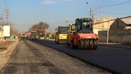 Maştağa-Nardaran avtomobil yolu yenidən qurulur (FOTO/VİDEO) - Gallery Thumbnail