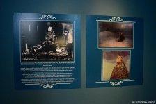 """Heydər Əliyev Fondunun vitse-prezidenti Leyla Əliyeva """"Alfons Muxa: gözəllik axtarışında"""" sərgisinin açılışında iştirak edib (FOTO) - Gallery Thumbnail"""