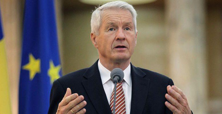 Thorbjorn Jagland: Turkey belongs to Europe, which would suffer without Turkey
