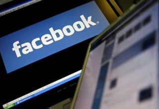 Number of Facebook users increases in Azerbaijan