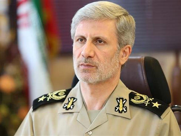Iran becomes world missile power despite sanctions: defense minister