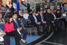 Qazaxıstanda AXC-nin 100 illik yubileyi tədbirlərinə start verilib (FOTO) - Gallery Thumbnail