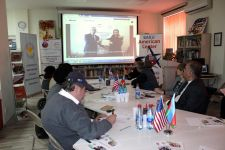 US embassy in Azerbaijan helps people with disabilities receive free legal aid (PHOTO) - Gallery Thumbnail