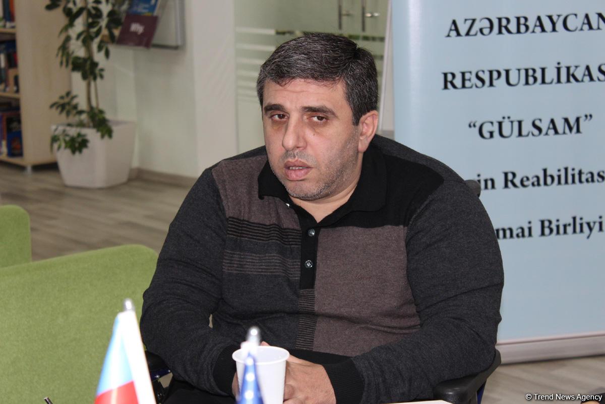 В Азербайджане реализован проект по правовой помощи лицам с ограниченными возможностями здоровья (ФОТО) - Gallery Image