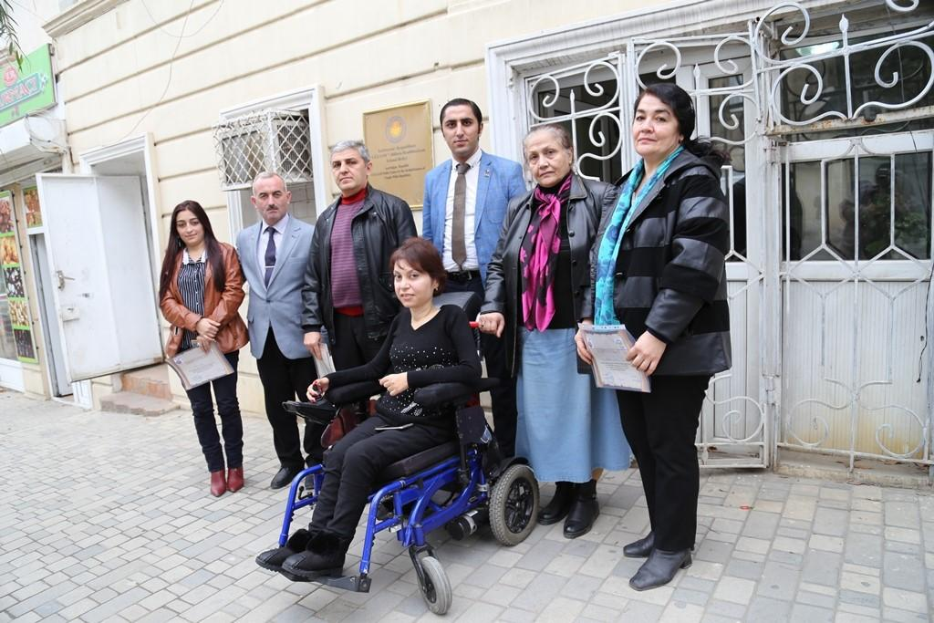 US embassy in Azerbaijan helps people with disabilities receive free legal aid (PHOTO) - Gallery Image