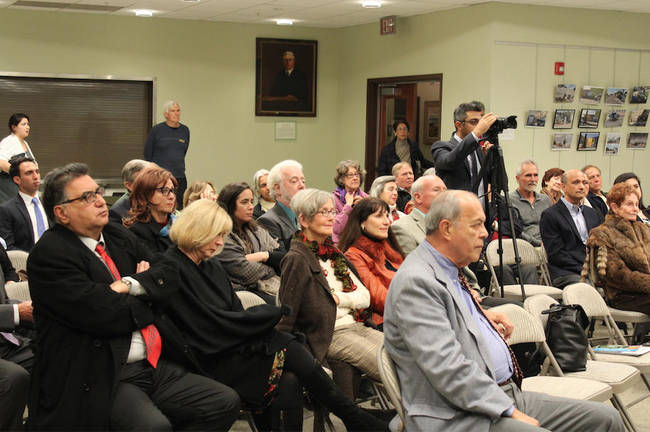 Film on Khojaly Genocide screened in California (PHOTO) - Gallery Image