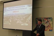 Film on Khojaly Genocide screened in California (PHOTO) - Gallery Thumbnail