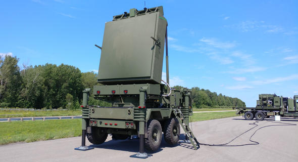 Israel Aerospace Industries earned $2 billion in Iron Dome radar sales