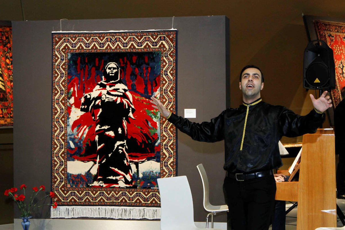 Ходжалинская трагедия в произведениях искусства (ФОТО) - Gallery Image