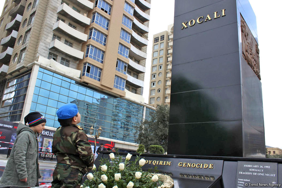 Azerbaijan commemorating victims of Khojaly tragedy (PHOTO) - Gallery Image