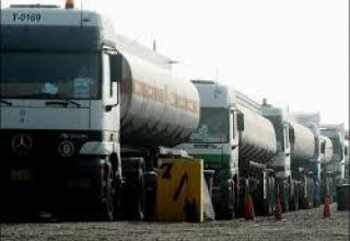 Russia leading among gasoline, diesel fuel exporters to Georgia