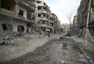 Seventeen civilians killed in air strike by US-led coalition in Syria's province