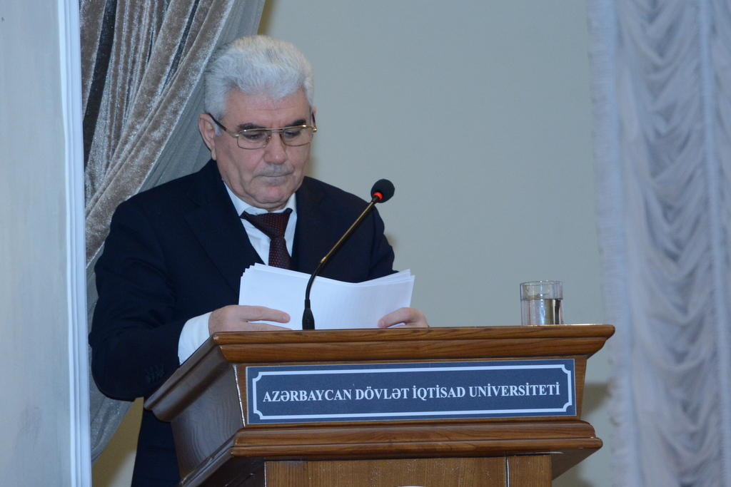 Scientific Council meeting held at UNEC (PHOTO) - Gallery Image