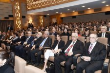 "Azerbaijan's First VP Mehriban Aliyeva attends presentation of ""One Family"" film (PHOTO) - Gallery Thumbnail"