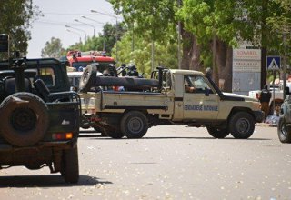 Fourteen killed in bomb attack on bus of school children in Burkina Faso