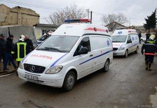 Təcili Tibbi Yardım: Bakıda 32 nəfər kliniki ölümdən həyata qaytarılıb
