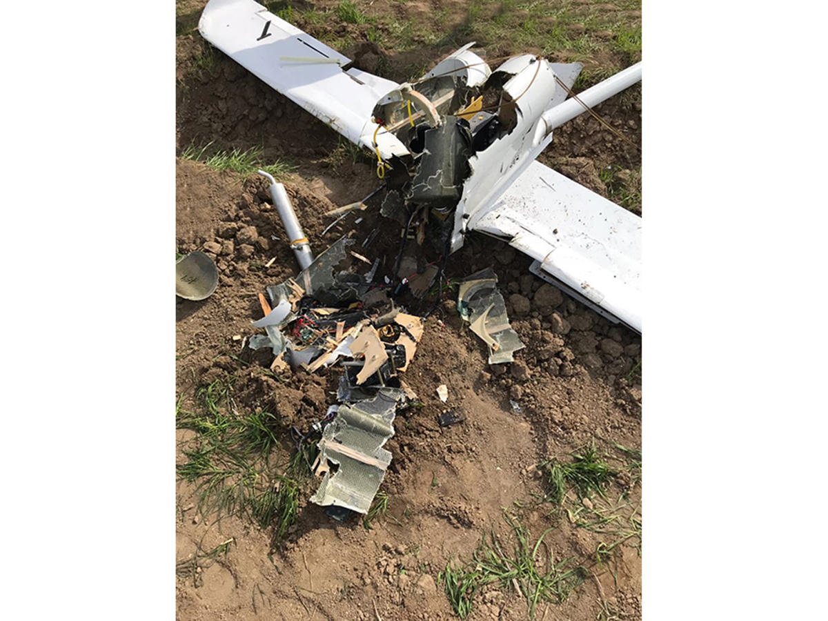 Syrian Air Defences down terrorist drones in Hama province